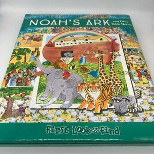 🟣🟣🟣Look and Find Noah's Arc & Other Bible Stori
